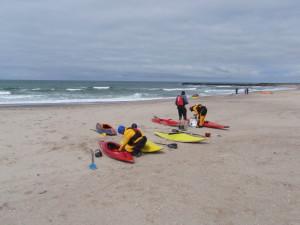 DKF surfsamling april 2013
