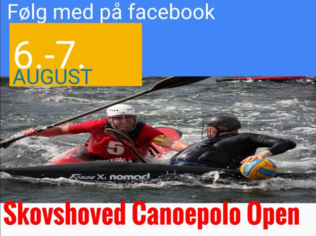 skovshoved Canoepolo open 800