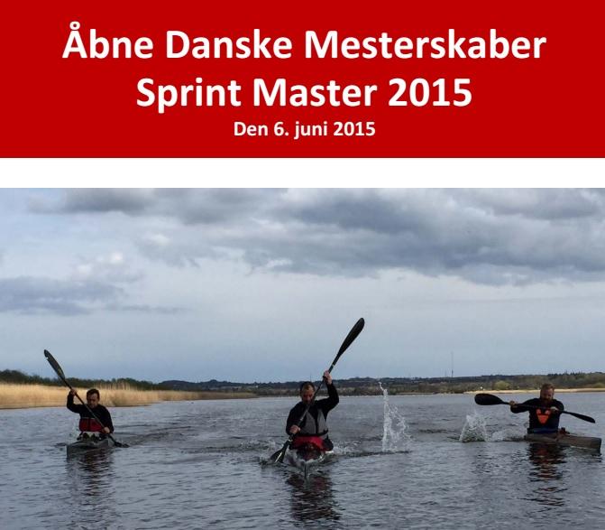 Åbne Danske Sprint Master 2015