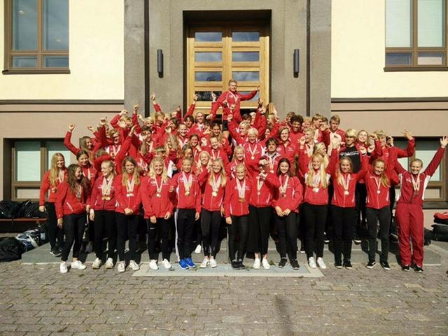 Glade danskere i Finland