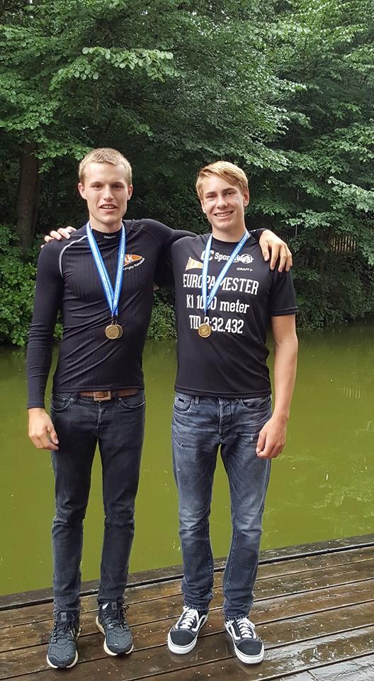 Nicolai og Rasmus