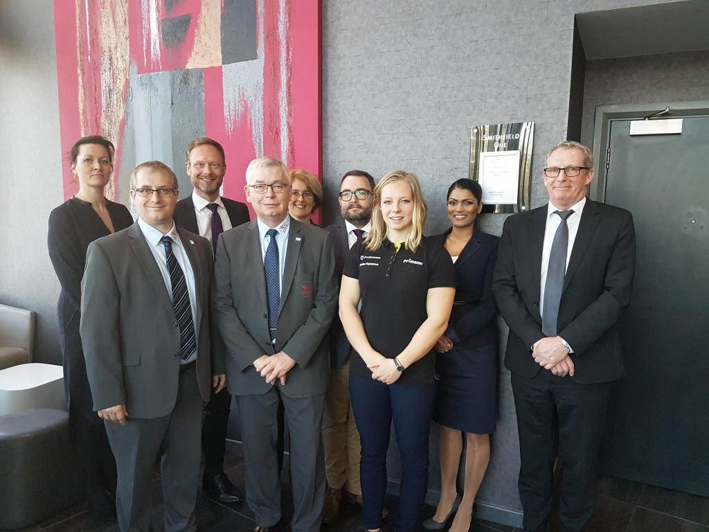 VM Sprint udbud - delegation